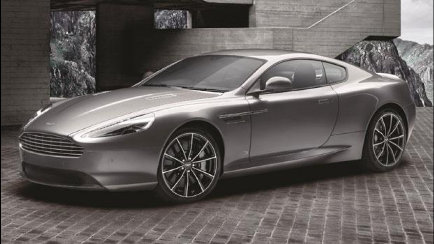Aston Martin DB9 GT, ecco la Bond Edition