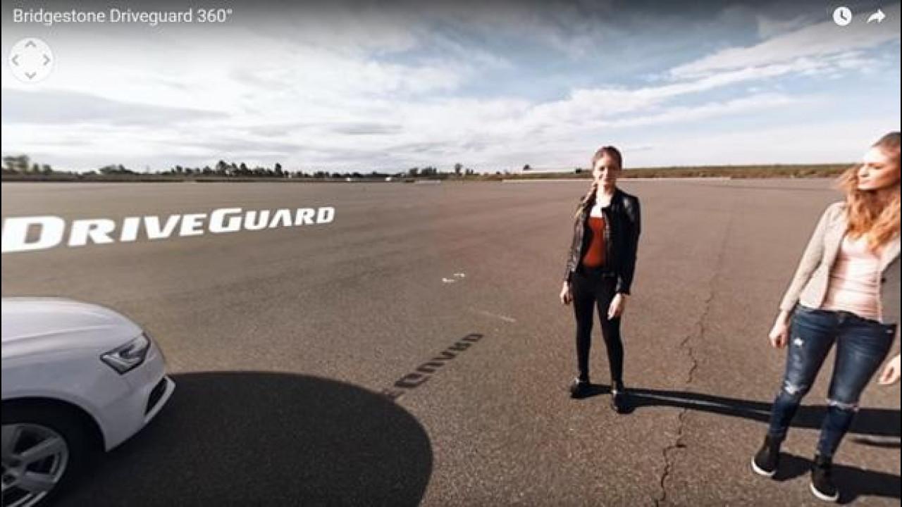 [Copertina] - Bridgestone Driveguard si vede anche a 360 gradi [VIDEO]