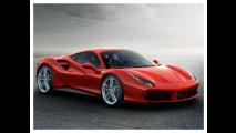 Le Ferrari a 8 cilindri
