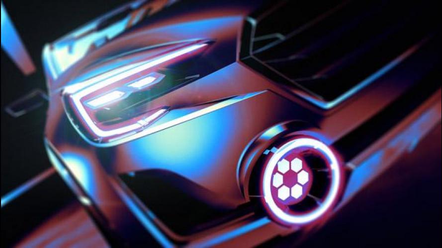 Subaru Viziv 2 Concept, il crossover del futuro si evolve
