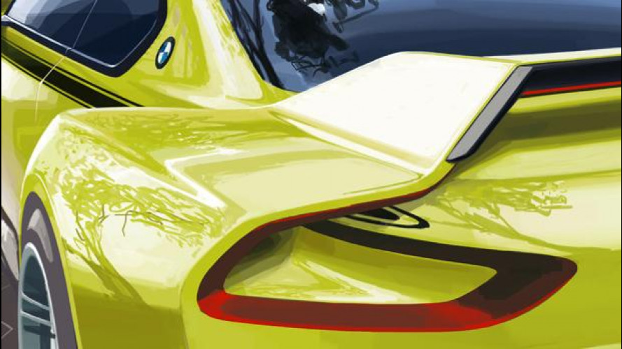 BMW 3.0 CSL Hommage, la one-off del mito