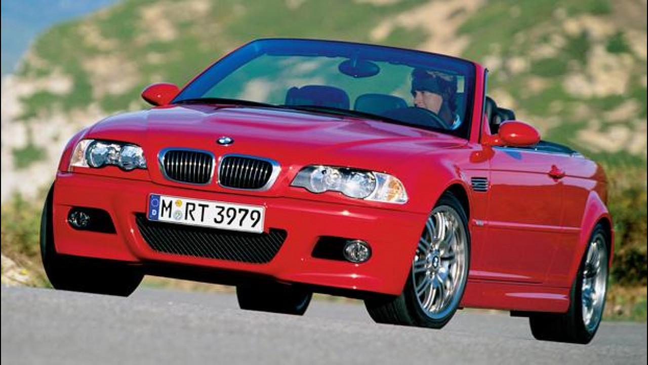 [Copertina] - BMW M3 Cabrio, storia di un mito