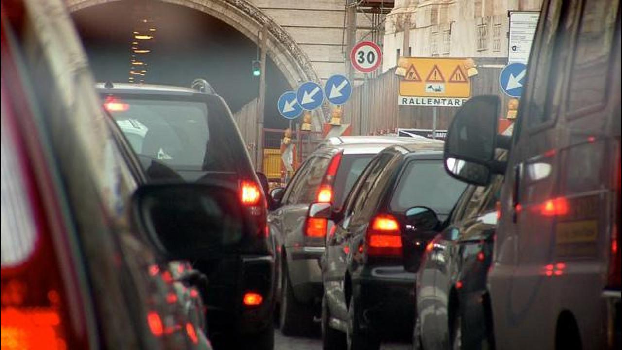 [Copertina] - Blocco del traffico, 4 giorni di stop anche a Napoli