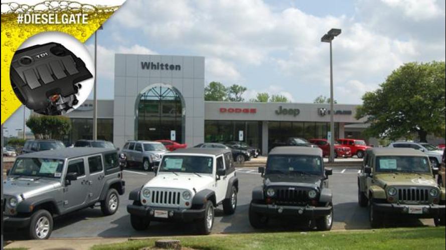 Dieselgate, Chrysler Automobiles scrive ai concessionari