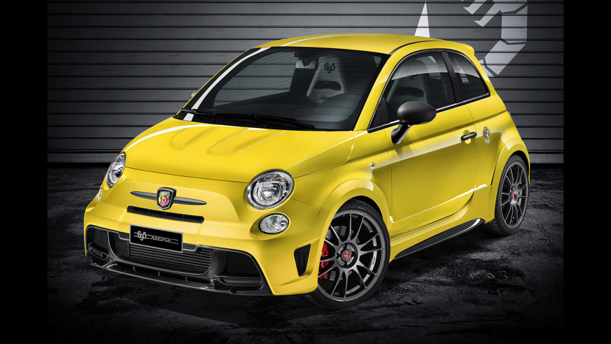 Salone di Francoforte, Abarth 695 biposto Record