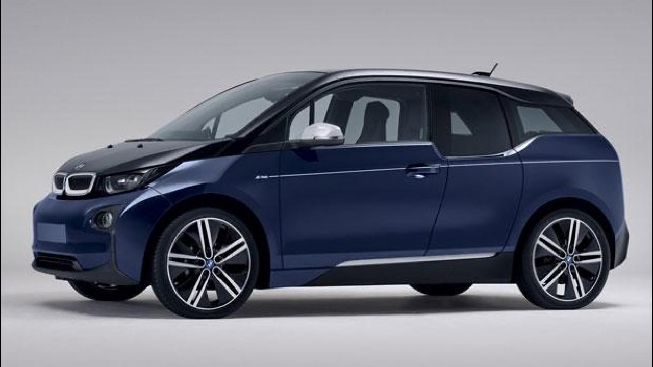 [Copertina] - BMW i3, super-esclusiva con i gadget da viaggio Mr Porter
