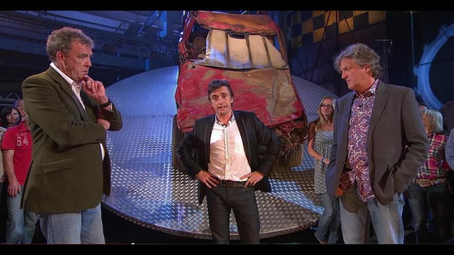 Jeremy Clarkson picchia un produttore di Top Gear: chi al suo posto?