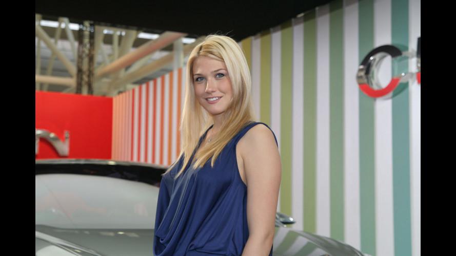Motor Show di Bologna 2009 senza ragazze?