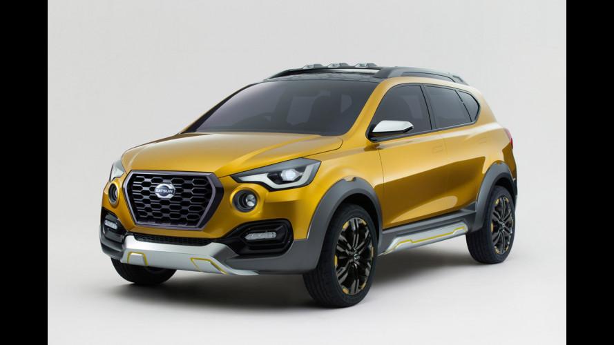 Datsun GO-cross Concept, crossover
