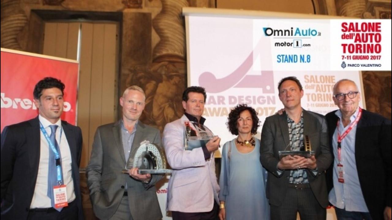 [Copertina] - Car Design Award, vincono Ford, Jaguar e Land Rover