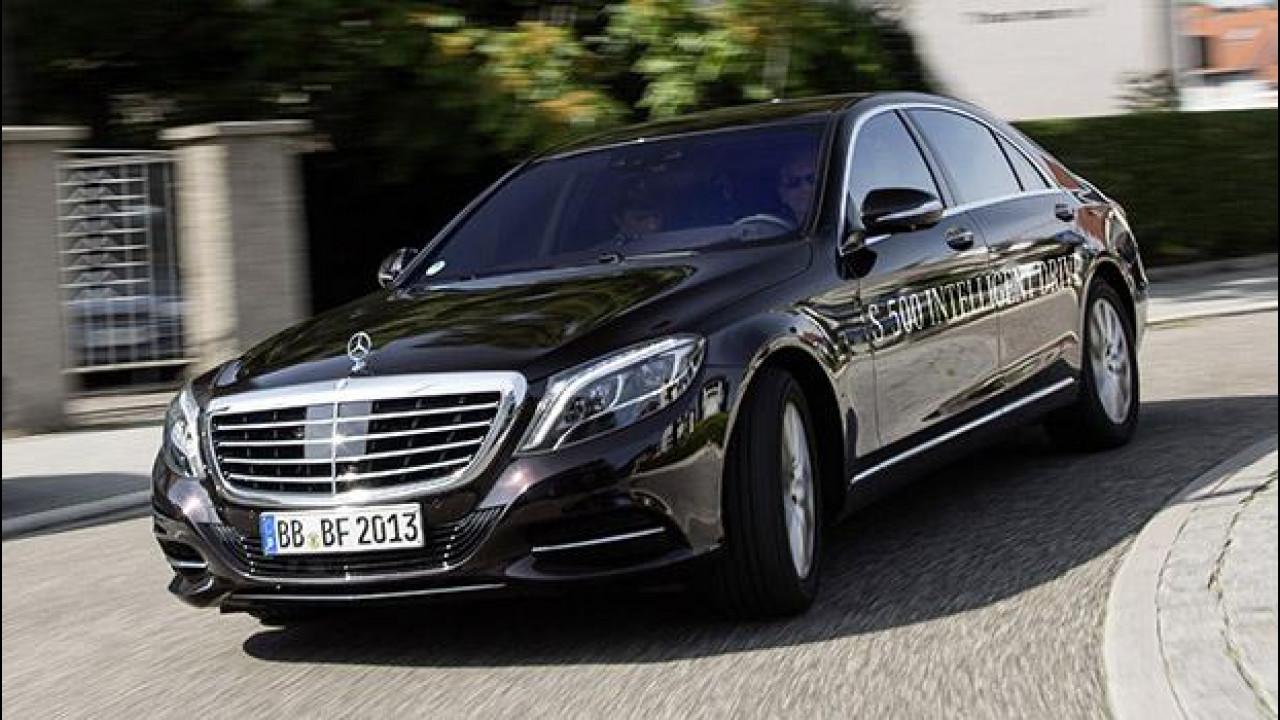 [Copertina] - Uber vuole l'auto a guida autonoma