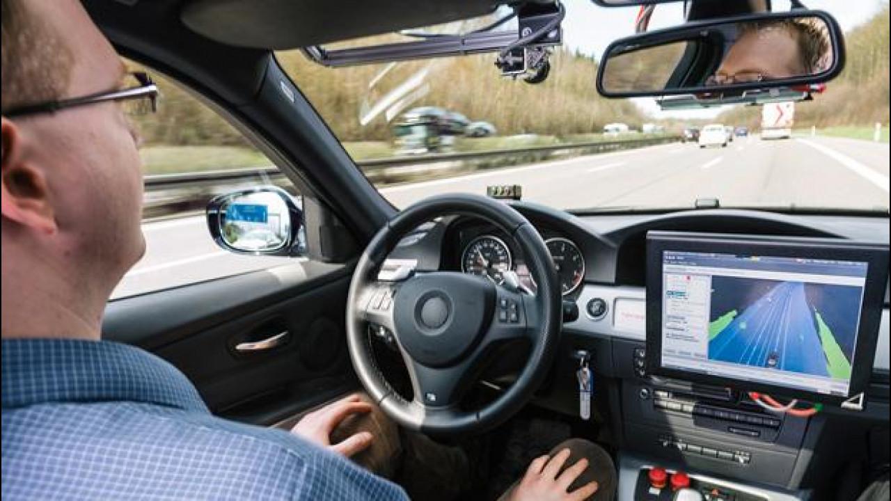 [Copertina] - Bosch: la guida automatica si avvicina