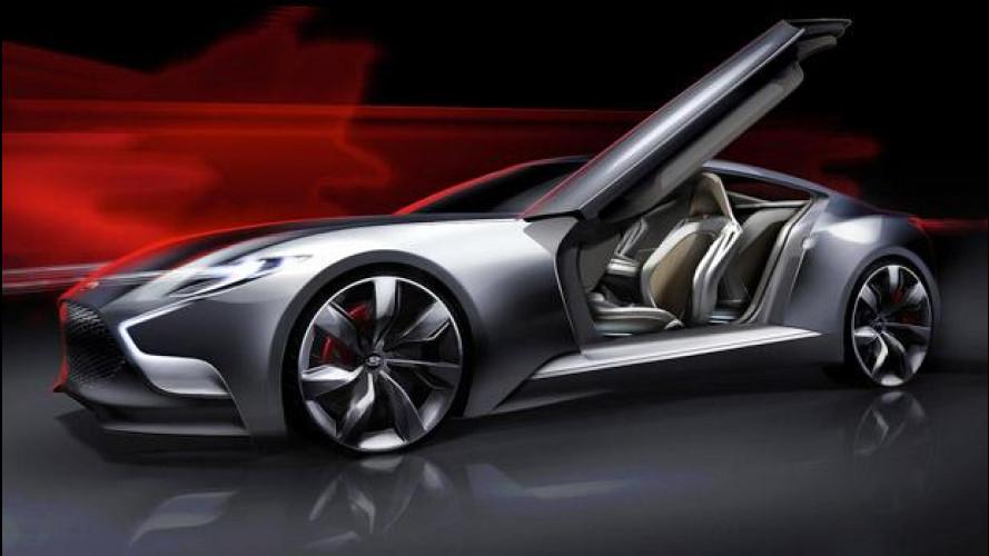 "Hyundai HND-9, la futura Genesis Coupé sarà ""premium"""