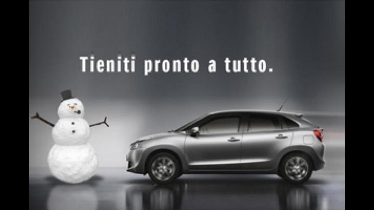 [Copertina] - Suzuki, promozioni invernali sui freni