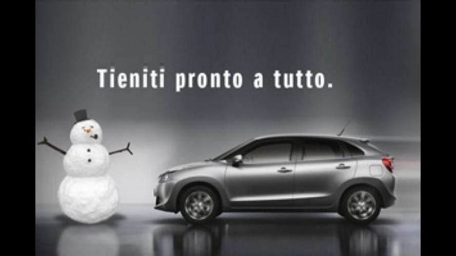Suzuki, promozioni invernali sui freni