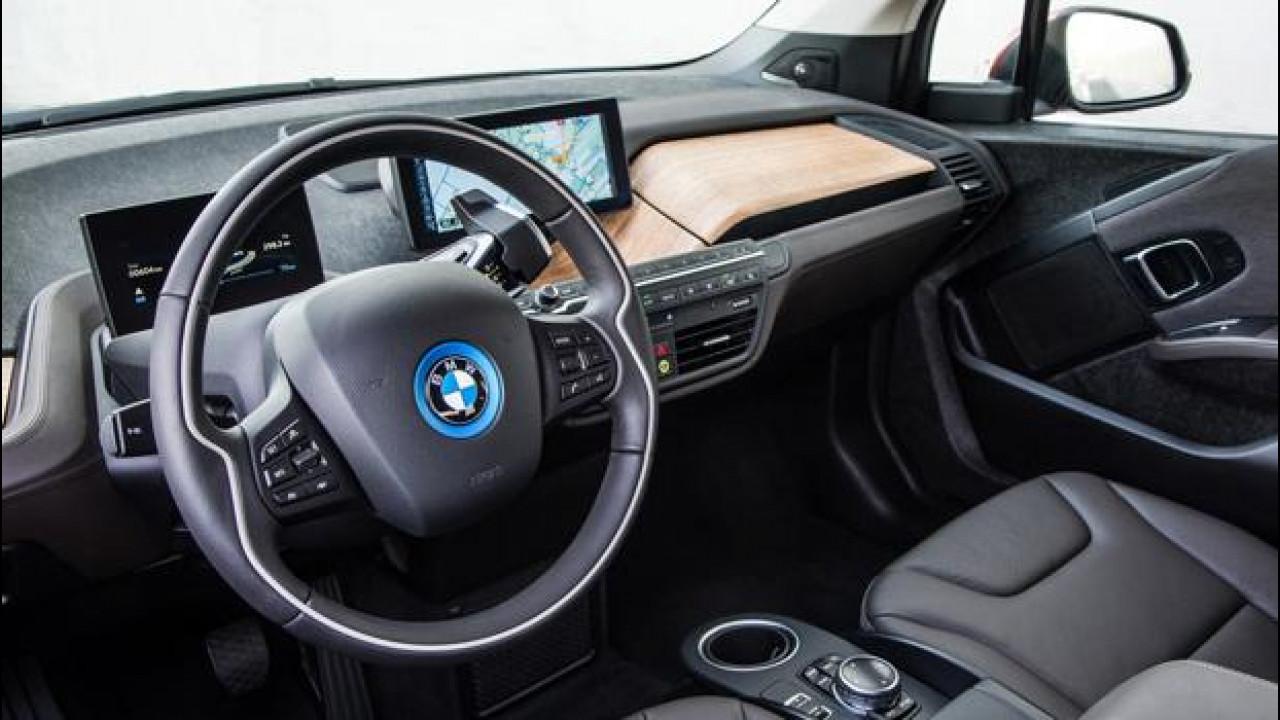 [Copertina] - Connected car, BMW è la prima della classe