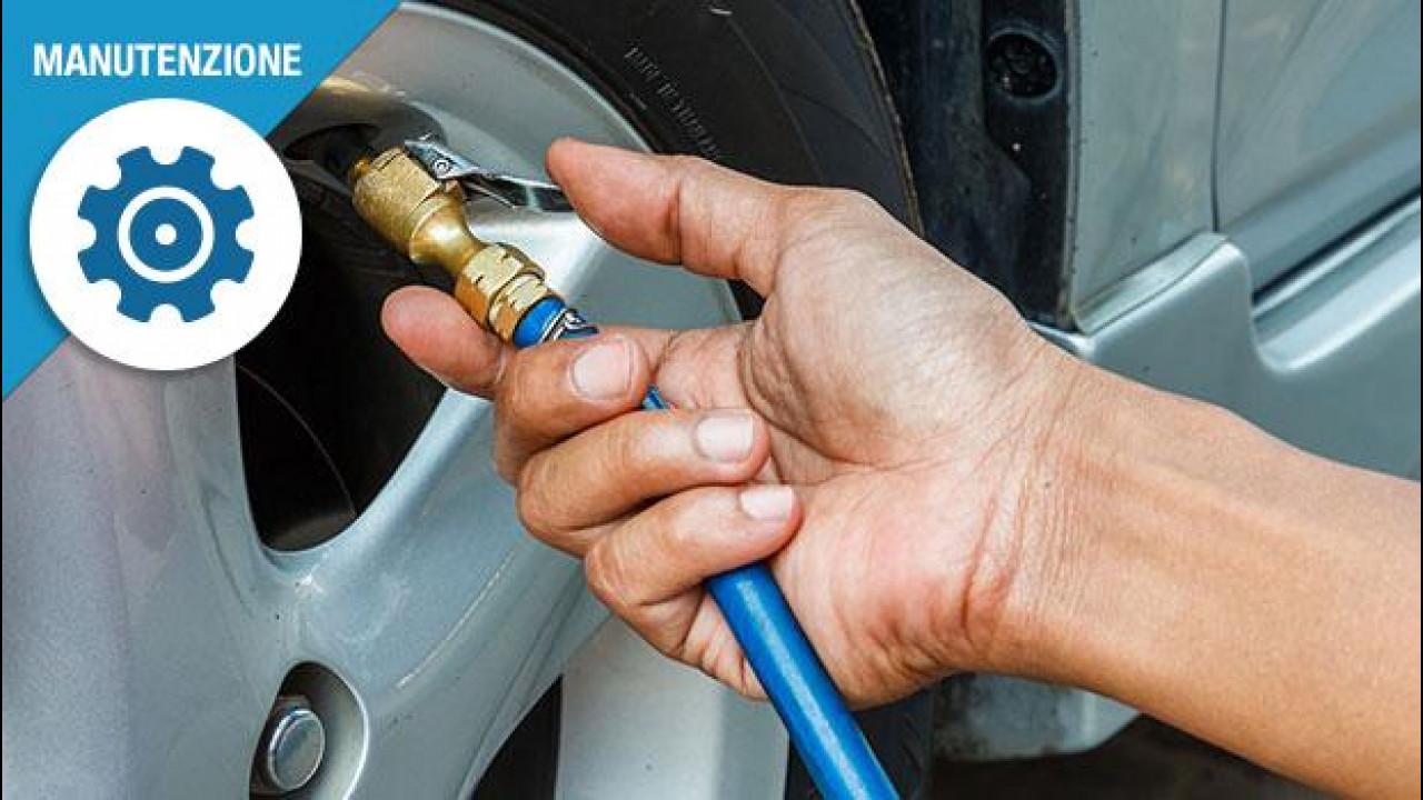 [Copertina] - Gonfiare pneumatici con azoto, quando conviene e come funziona