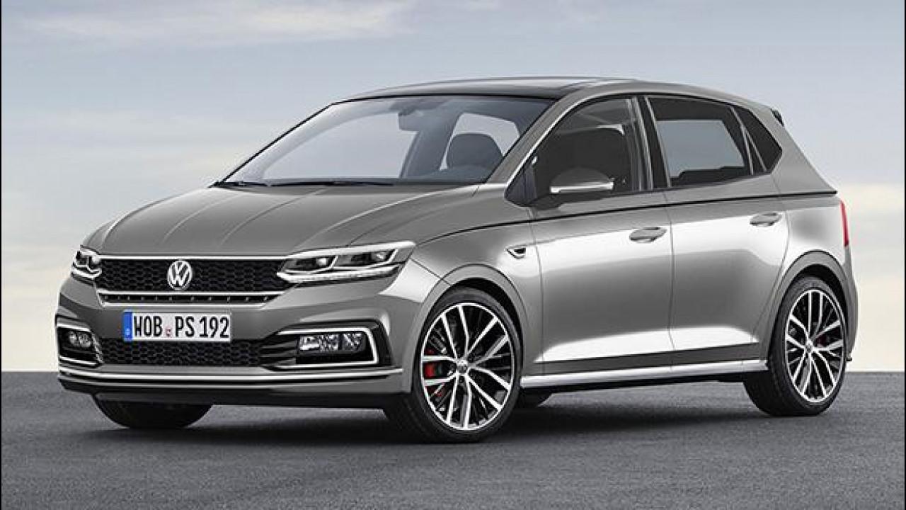 [Copertina] - Nuova Volkswagen Polo, si dà arie da Passat