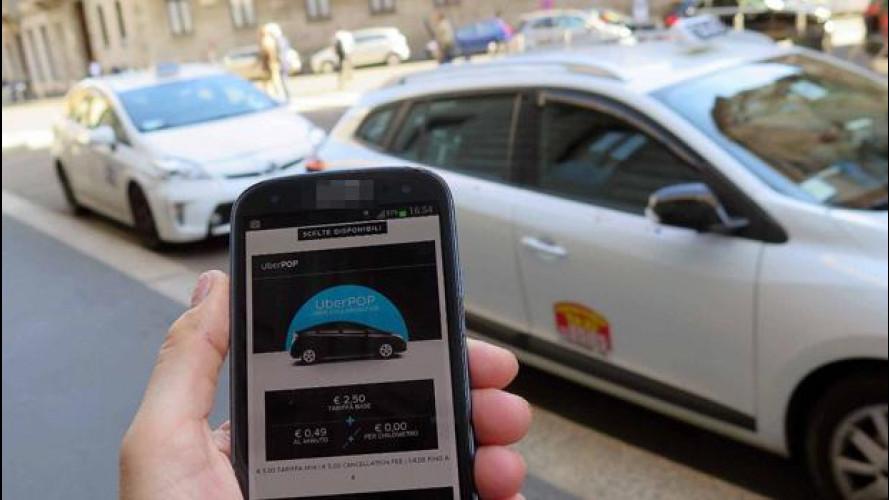 Uber, bloccata Uber Pop in tutta Italia