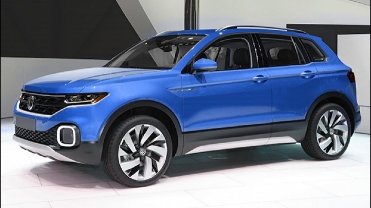 [Copertina] - Volkswagen T-Roc, nuove info sul SUV compatto
