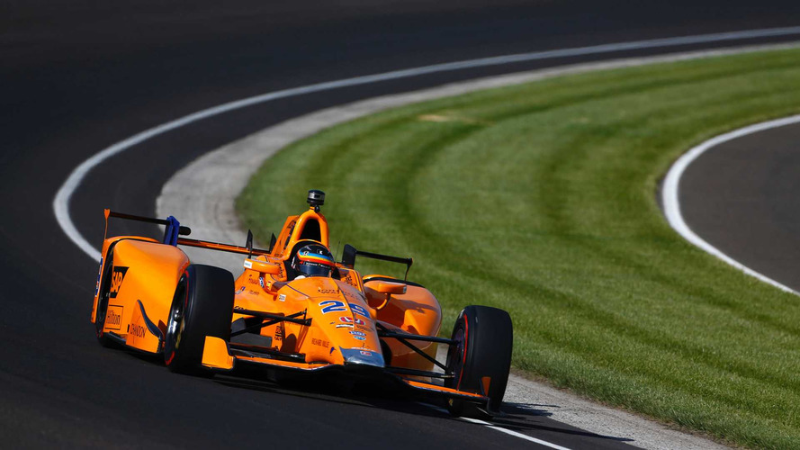 Zak Brown confirma el test de Alonso con un IndyCar