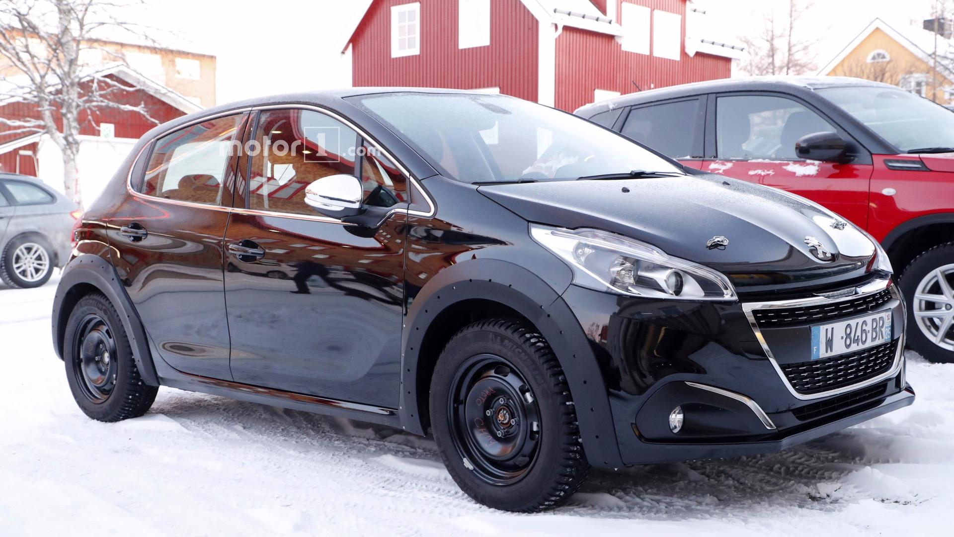 peugeot 2008 hybrid 2 в россии