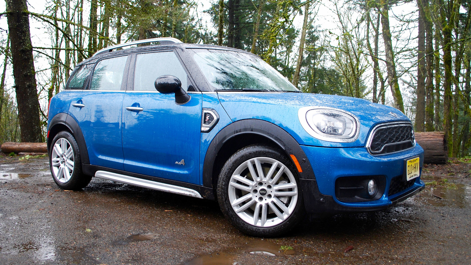 2017 mini countryman first drive bigger, better, bmw er Mini Supercharger BMW