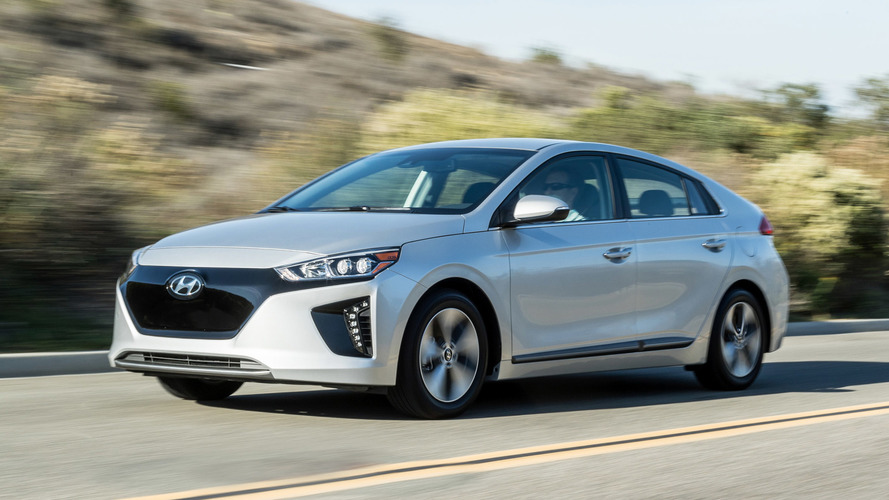 Hyundai Ioniq elétrico poderá ganhar versão esportiva N