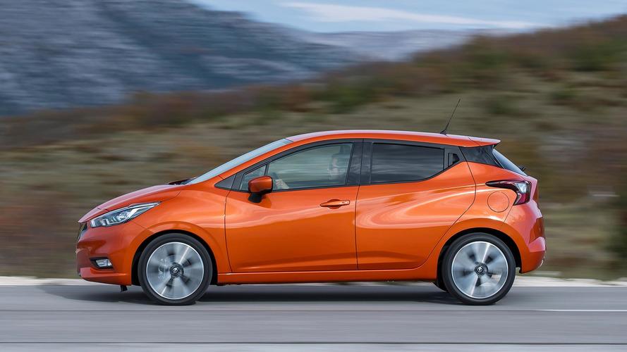Novo Nissan March ganha 1.0 de 71 cv pelo equivalente a R$ 60 mil