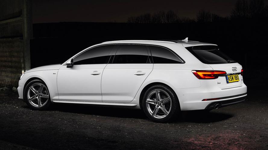 Audi a4 avant 2017