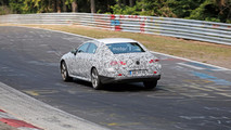2018 Mercedes CLS Nurburgring Spy Shots