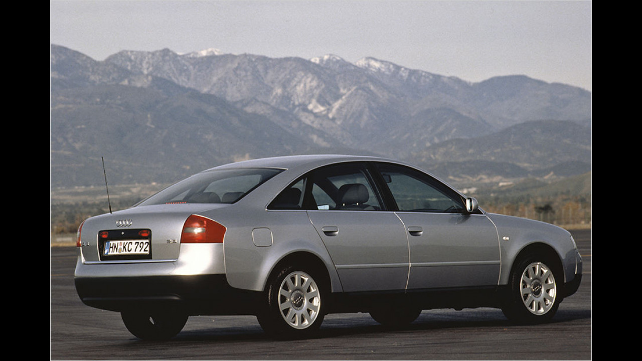 Audi A6 (1997)
