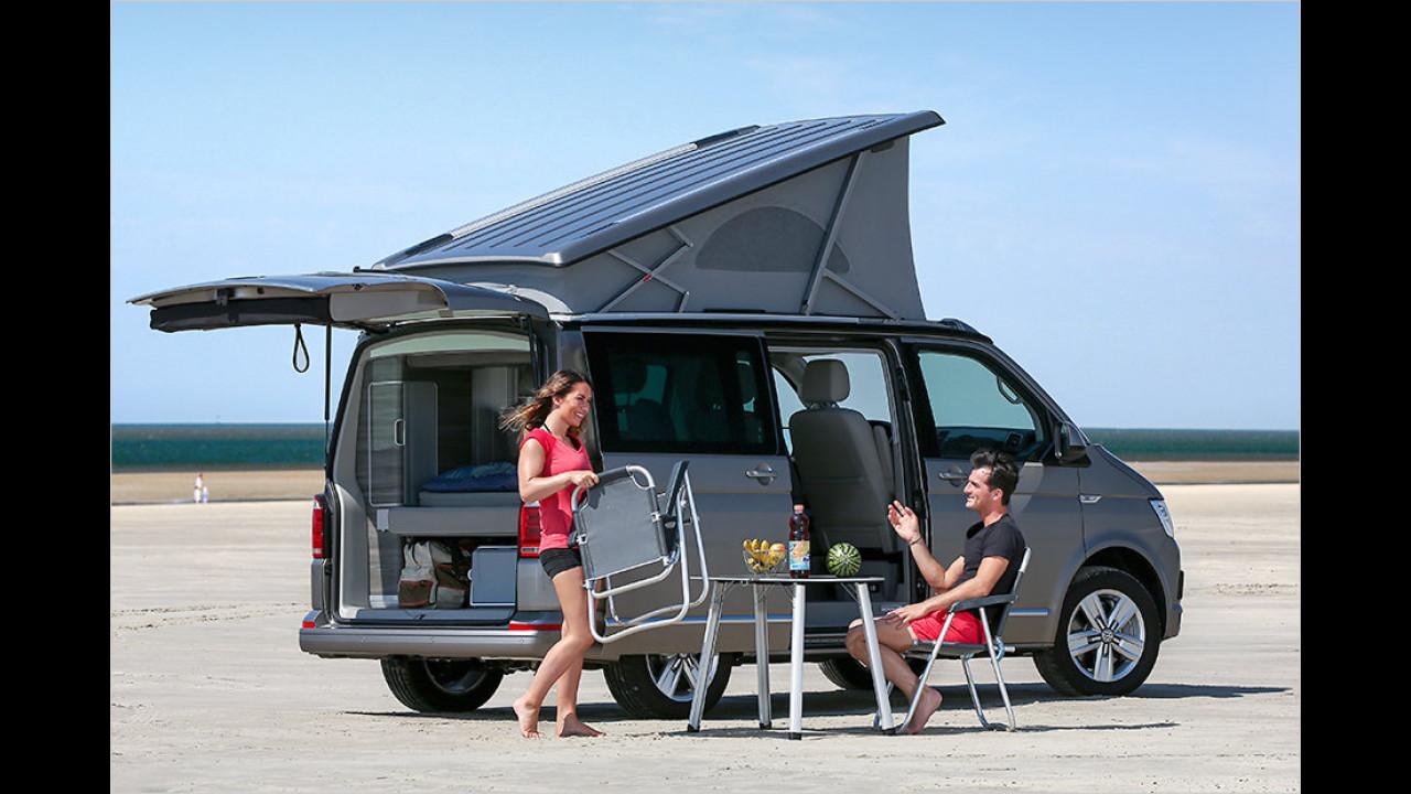 Der Camper: VW California