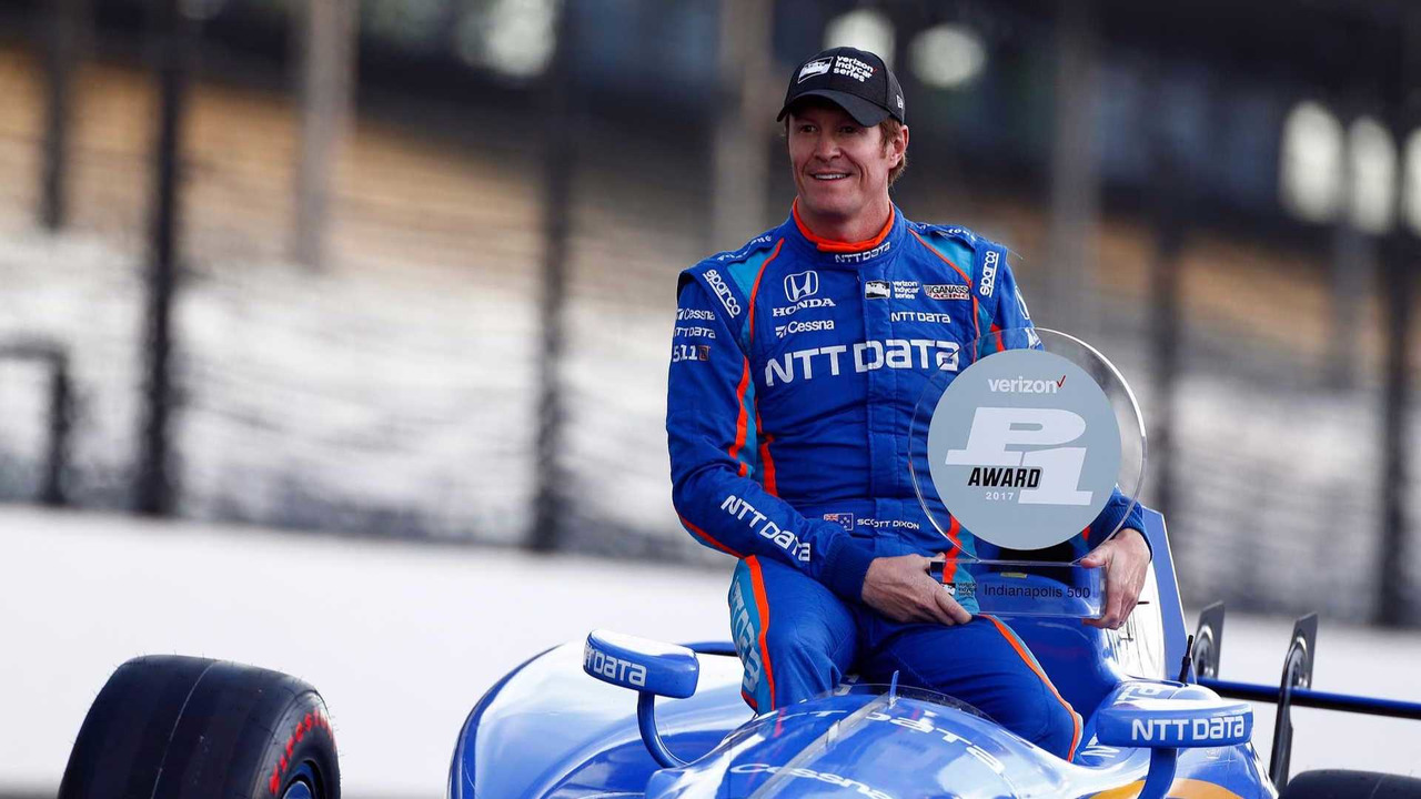 Scott Dixon Indy 2017