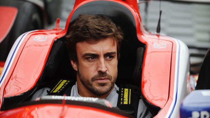 Sigue en directo el test de Alonso para las 500 Millas de Indianápolis