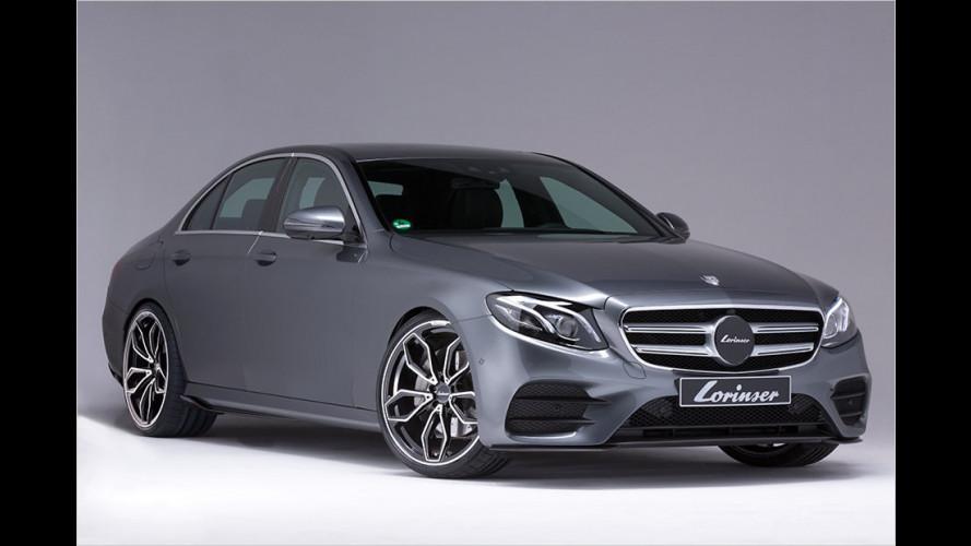 Lorinser tunt die Mercedes E-Klasse