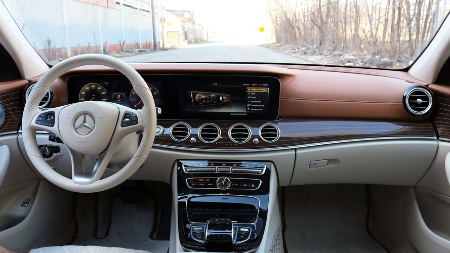 2017 Mercedes Benz E400 Wagon Review