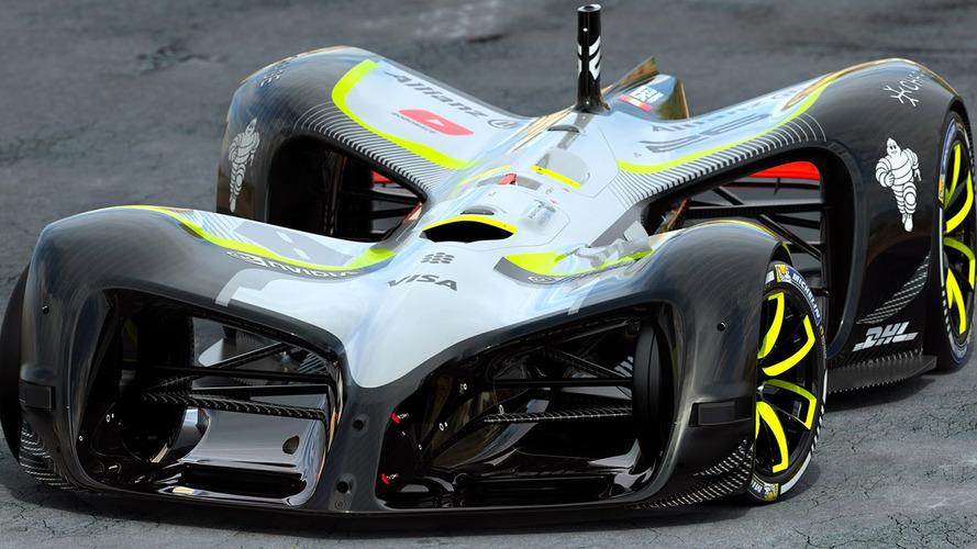 Roborace, coche de carreras sin piloto