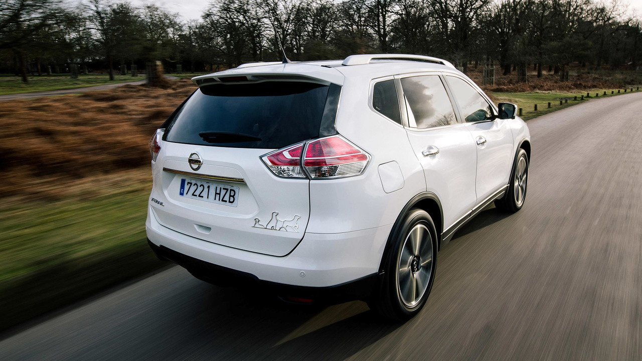 Nissan X Trail 4dogs Concept