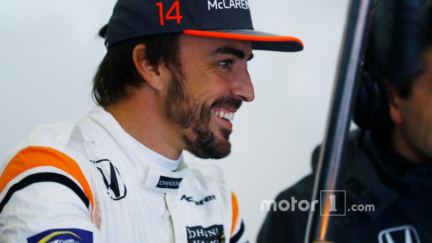 Alonso et McLaren au départ des 500 miles d'Indianapolis !