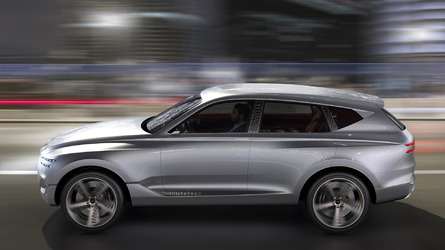 Genesis Has Plans For An All-Electric SUV In Next Two Years