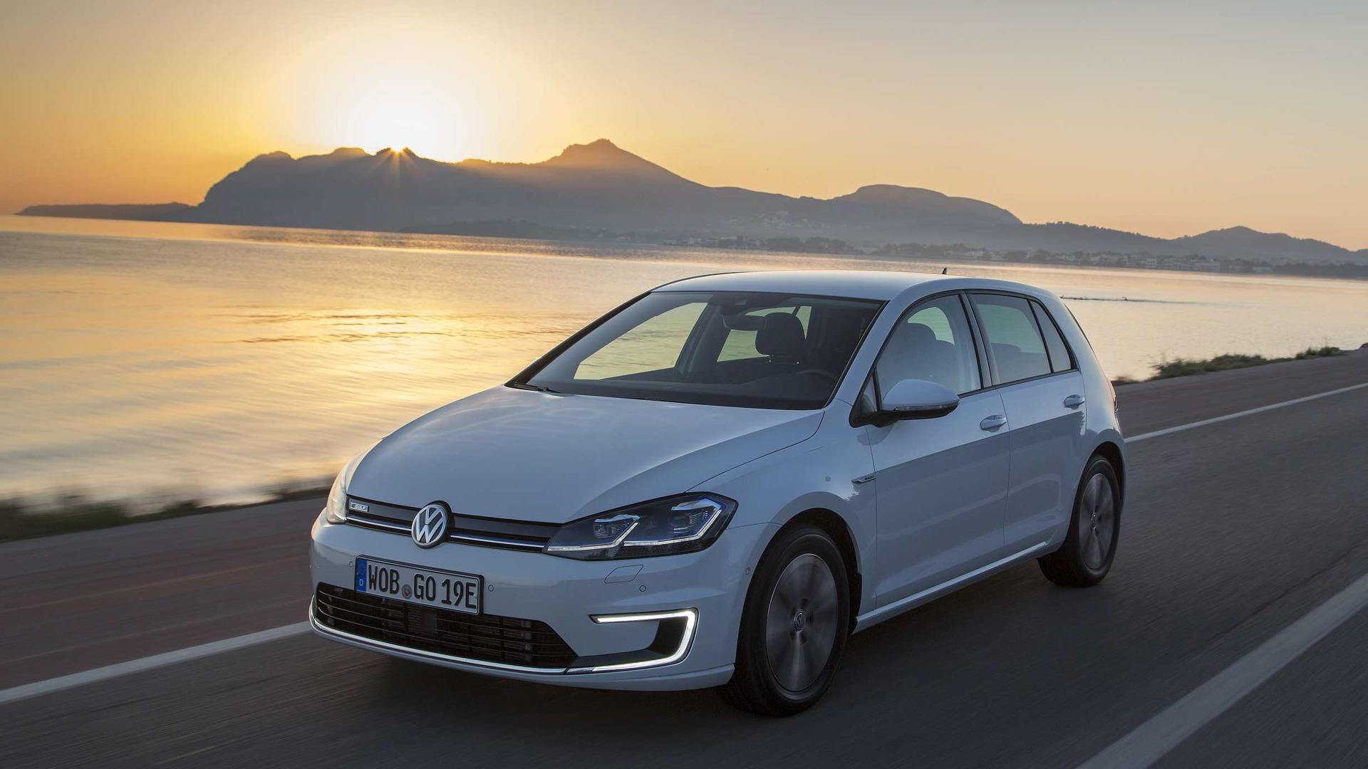 2017 Volkswagen e-Golf first drive