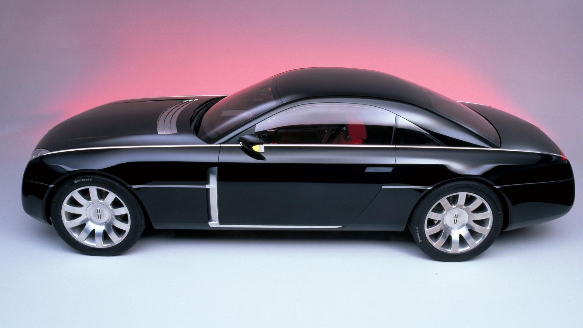 2001 lincoln mk9 concept we forgot