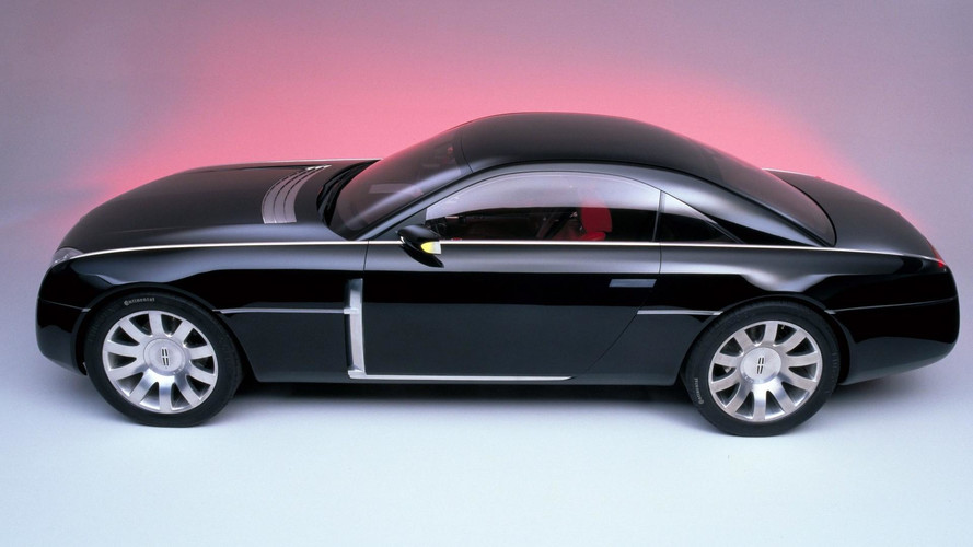 2001 Lincoln MK9: Concept We Forgot