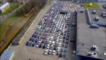 Récord concentración vehículos eléctricos