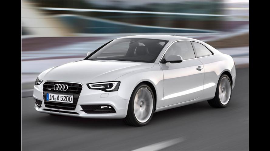 """Immer noch ,der schönste Audi""""? Neuer A5 und S5 im Test"""