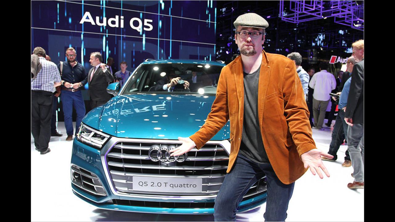 Flop: Audi Q5