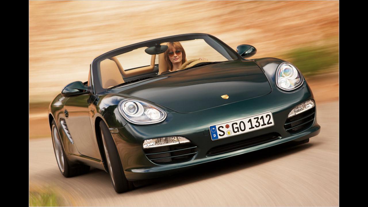 Flop: Porsche Boxster