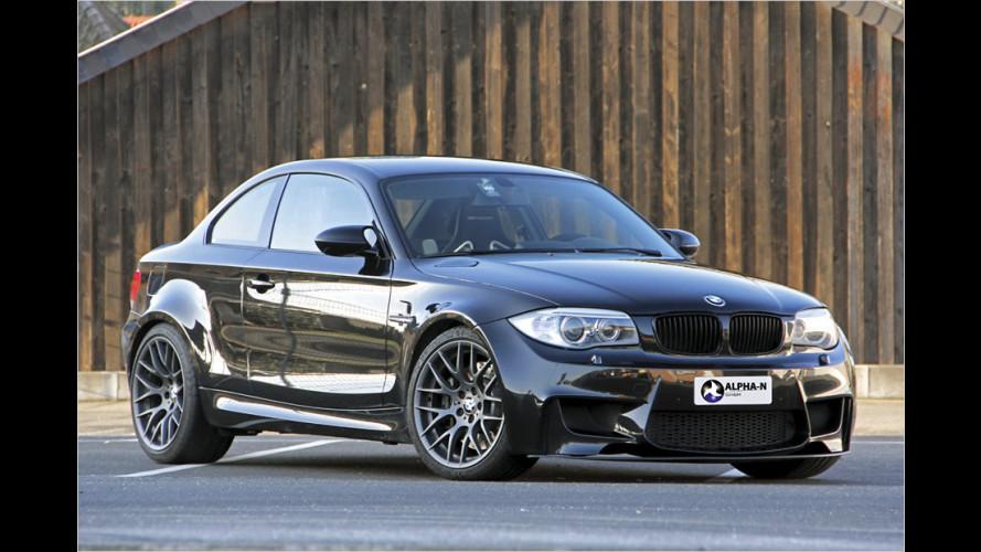 BMW 1er: Irrer PS-Nachschlag