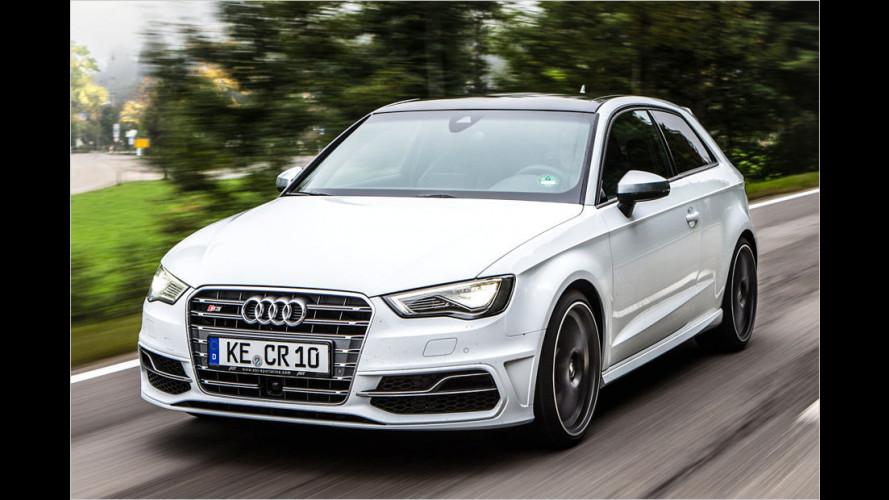 Abt-Power für den Audi S3